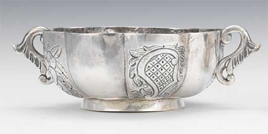 Antique Silver Buyers: Silver Tea Sets | Trays | Bowls