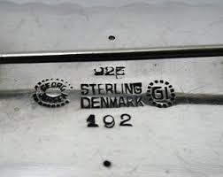 925 sterling denmark 192