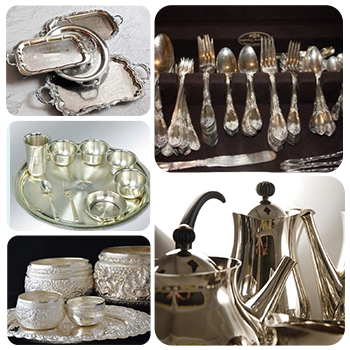 Antique Silver Dealers in Anna Maria
