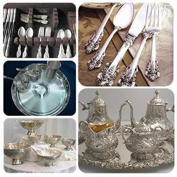 Antique Silver Dealers in Bradenton
