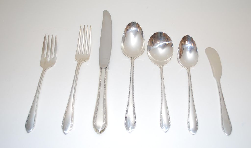 Where Can I Sell Silver Flatware Antique Silver Flatware