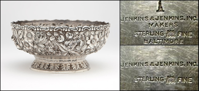 jenkins and jenkins silver stamp