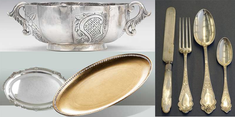 Sterling Silver set : sterling silver dinnerware value - pezcame.com