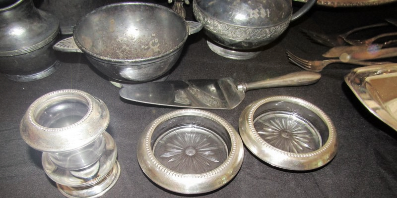 image of historic silver