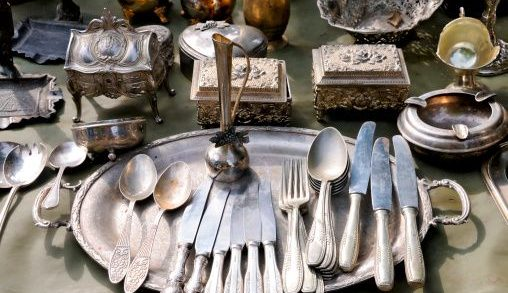 Silver collections appraised