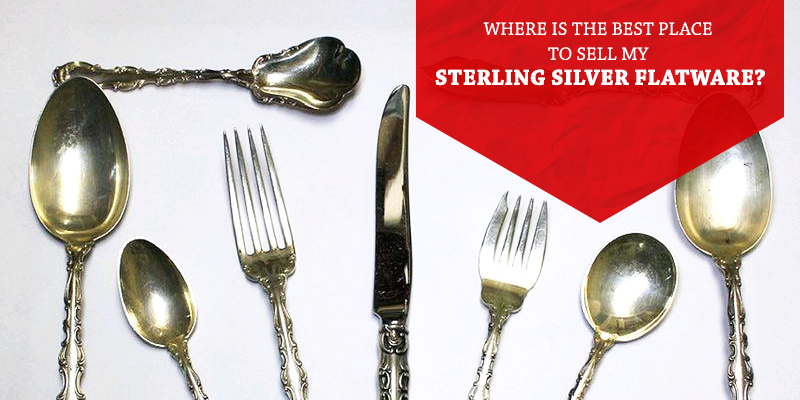 Antique Silver Flatware