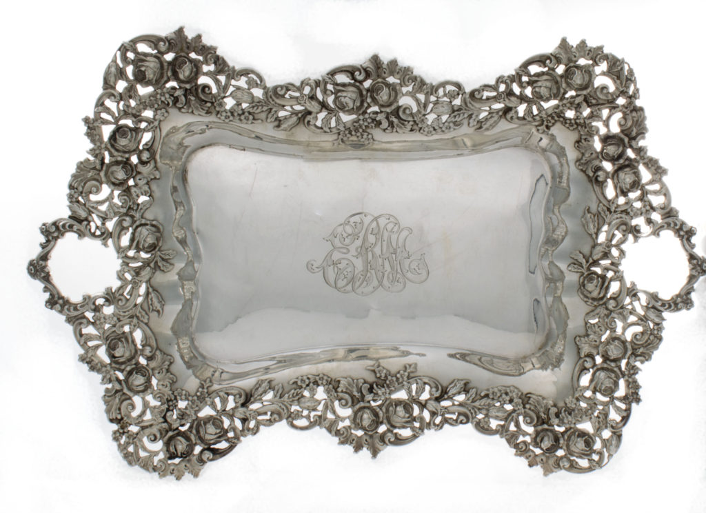 Sterling Silver Trays