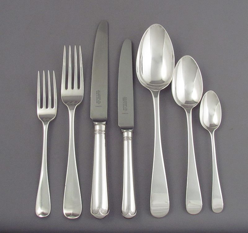 How Much Is Old Silverware Worth October 2019